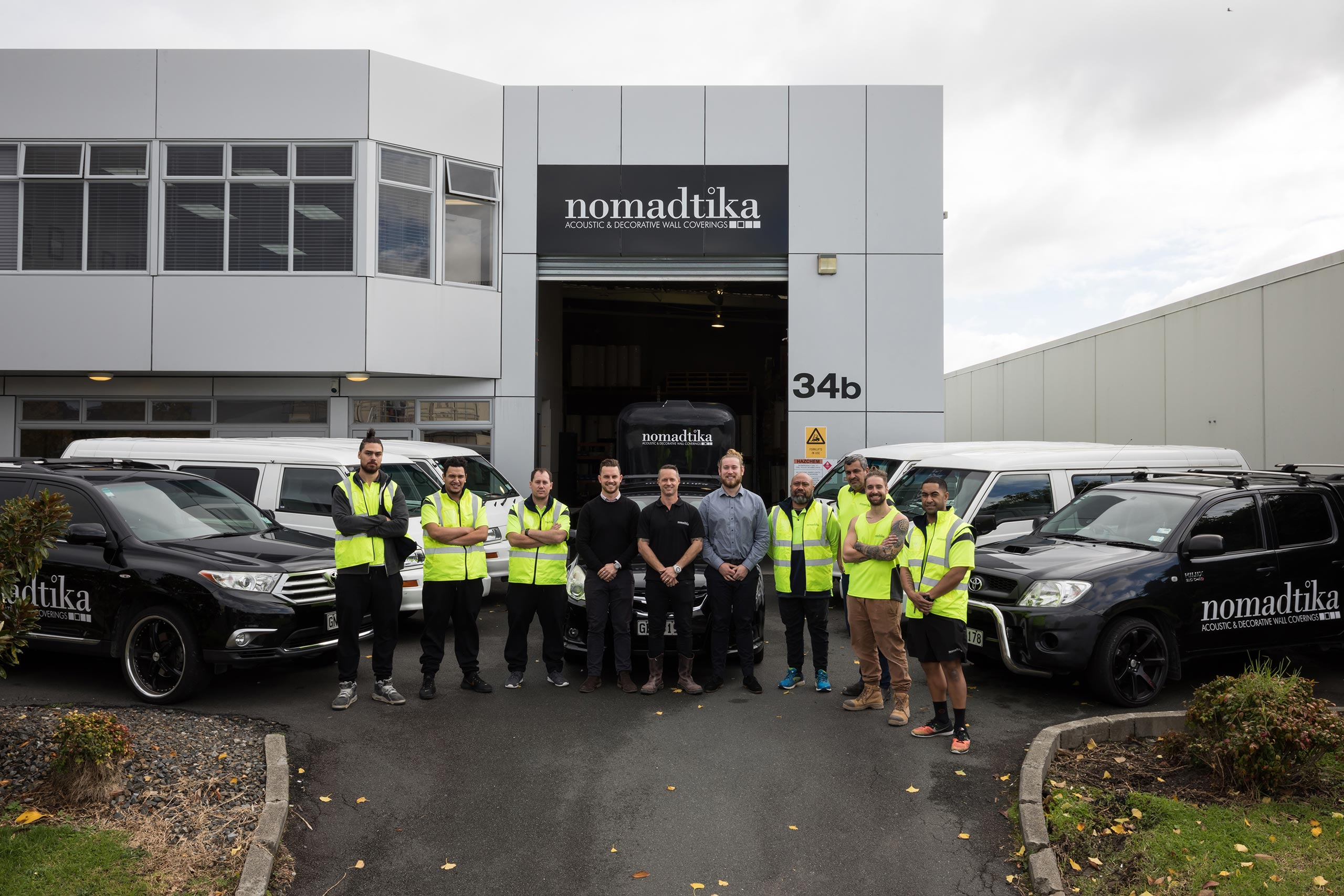 Nomadtika team