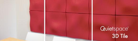 Quietspace 3D Tile